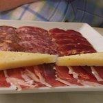 Iberian platter