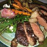 Best steak in town! do not miss!