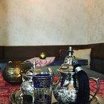 Special Morrocan mint tea