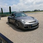 Stage Pilotage Circuit de Montlhery照片
