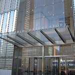 One World Observatory - Entrance