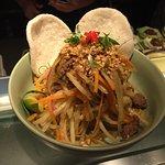 Chom Chom - Mango, Papaya Salad