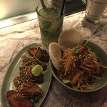 Chom Chom - dinner
