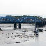 Rhyl harbour