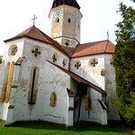 Церковь-Крепость Прежмер