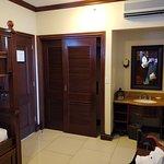 Italian Village Kid's Room Closet and Sink
