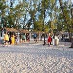Beach Party Buffet