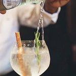 Afternoon's relief! Gin Tonic. @Mijasrd #mijasrest