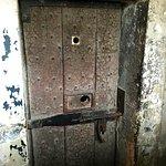 Door to cell