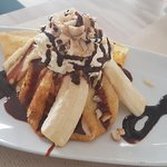 Crepes & Waffles Photo