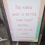 Foto de Corner Bakery - Amsterdam Oud Zuid