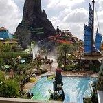 Universal's Volcano Bay ภาพถ่าย