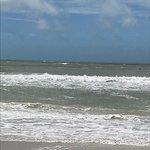 Rough Treasure Island Beach during Memorial Day Weekend 2018