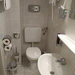 Bathroom in Hotel Munchner Hof