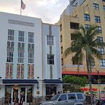 Art Deco Historic District Foto