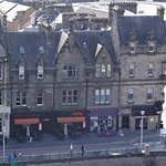 Castle View Guest House from Inverness Castle