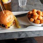 The Smoker burger