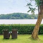 the lake view villa