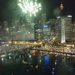 Fireworks from Vivid