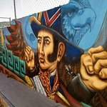 Murals are all around town!