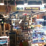 I bought competitive price of souvenir at this store (after comparing more than 10 stores)