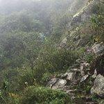 Gradas de Montaña - Machupicchu