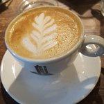 Heerlijke koffie! Hart voor de zaak, mensen met passie.