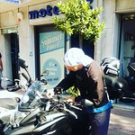 Live your life riding a motorcycle by motorent!