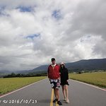 Taitung Brown's Road照片