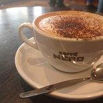 a good cappuccino