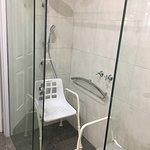 Disabled Bathroom - Shower area