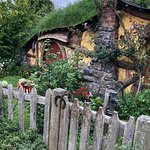 A cottage in Hobbiton