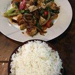 Bild från Cafe Thailand