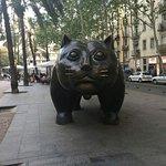 Photo of Cat, Fernando Botero
