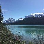Jasper to Lake louise