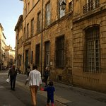 Street Scene Old Aix