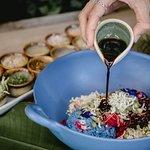 Thai southern rice salad