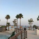 beach and lagoon pool