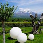 View towards Mt. Etna (photo: David Hawkes)