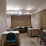 Dining room. (photo: David Hawkes)