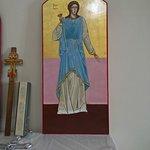 Chiesa di San Rocco - icona bizantina - Santa Lucia