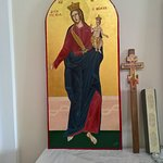 Chiesa di San Rocco - icona bizantina - Santa Maria con bambino