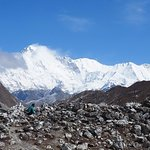 #cho oyu mountain view from #gokyo