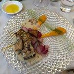 Landhotel Hirschen Restaurant Foto