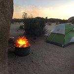 White Tank campground site #11