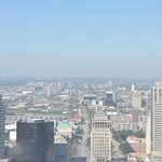 The view from the arch