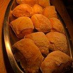 Homemade bread @l'atelier de Willy