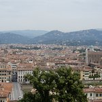 vue panoramique : Florence