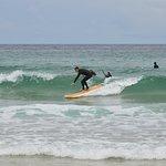 finalmente surf!