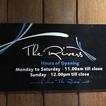 The Rivers Restaurant and Bar